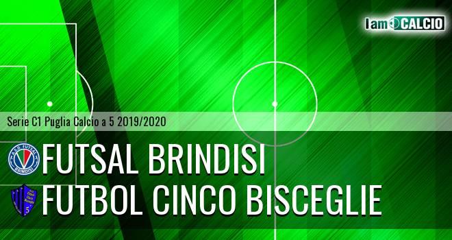 Futsal Brindisi - Futbol Cinco Bisceglie