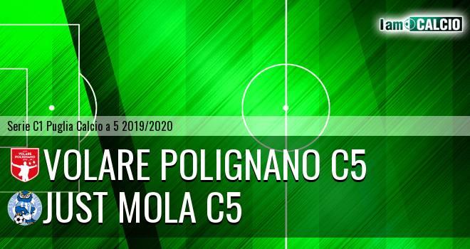 Volare Polignano C5 - Just Mola C5