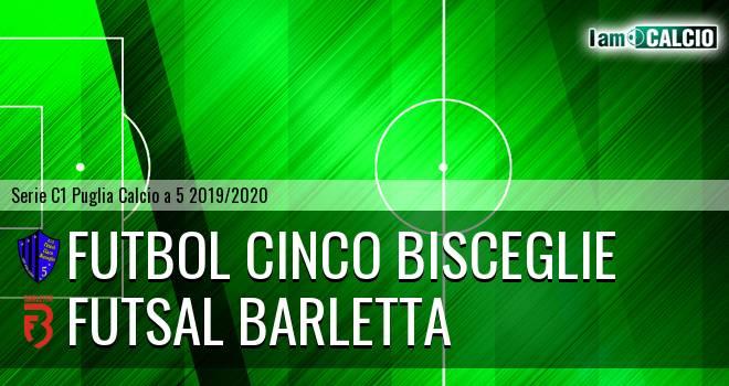 Futbol Cinco Bisceglie - Futsal Barletta
