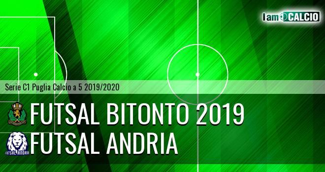 Futsal Bitonto 2019 - Futsal Andria