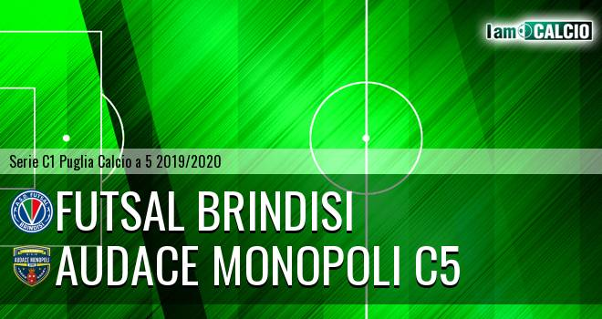 Futsal Brindisi - Audace Monopoli C5