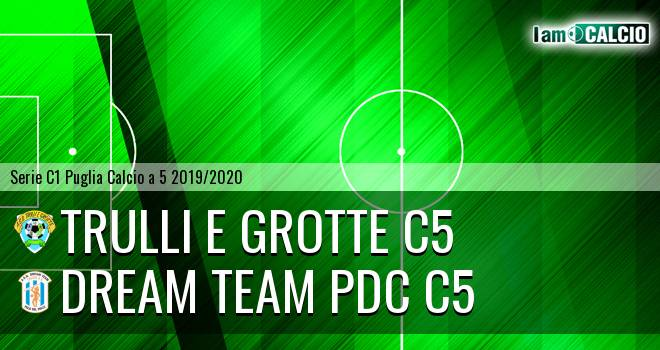 Trulli e Grotte C5 - Dream Team PdC C5