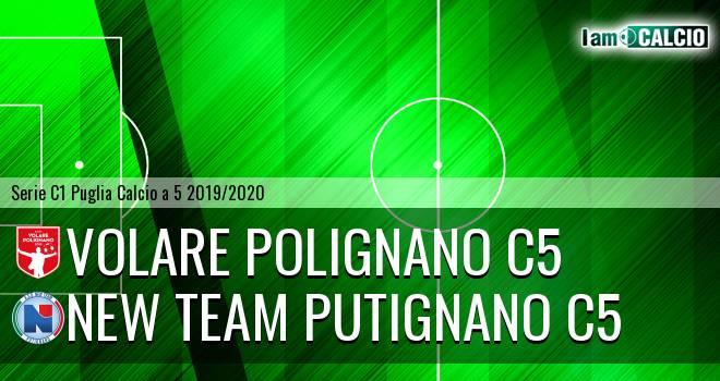 Volare Polignano C5 - New Team Putignano C5