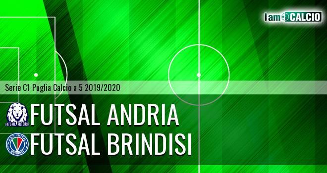 Futsal Andria - Futsal Brindisi