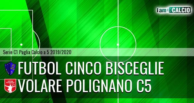 Futbol Cinco Bisceglie - Volare Polignano C5