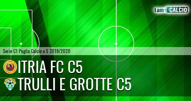 Itria FC C5 - Trulli e Grotte C5