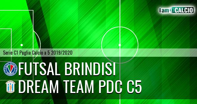 Futsal Brindisi - Dream Team PdC C5