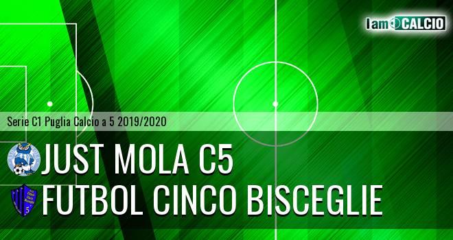 Just Mola C5 - Futbol Cinco Bisceglie