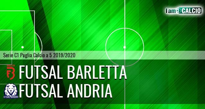 Futsal Barletta - Futsal Andria