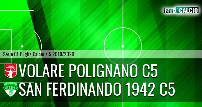 Volare Polignano C5 - San Ferdinando 1942 C5