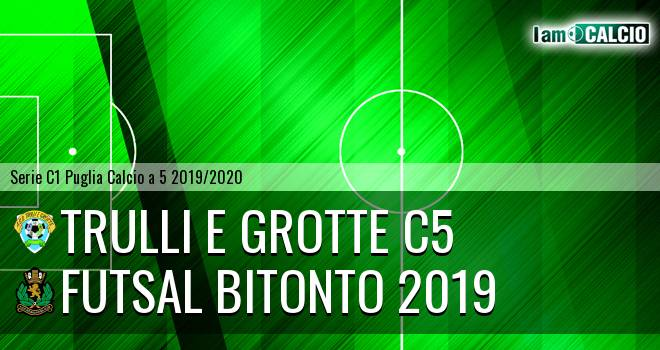 Trulli e Grotte C5 - Futsal Bitonto 2019