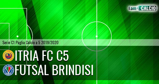 Itria FC C5 - Futsal Brindisi