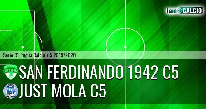 San Ferdinando 1942 C5 - Just Mola C5