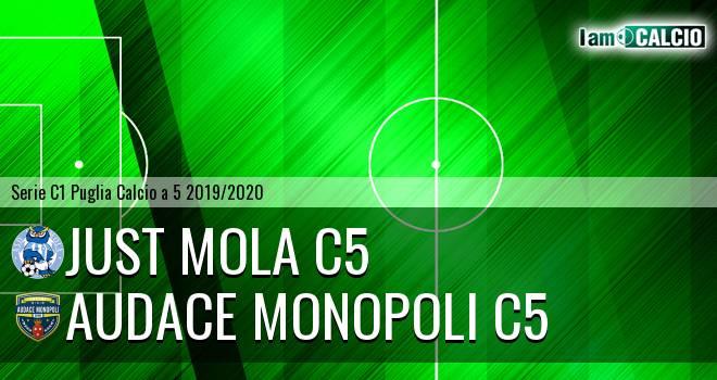 Just Mola C5 - Audace Monopoli C5