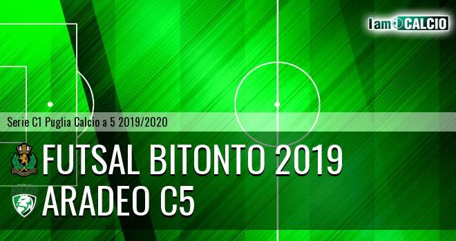 Futsal Bitonto 2019 - Aradeo C5
