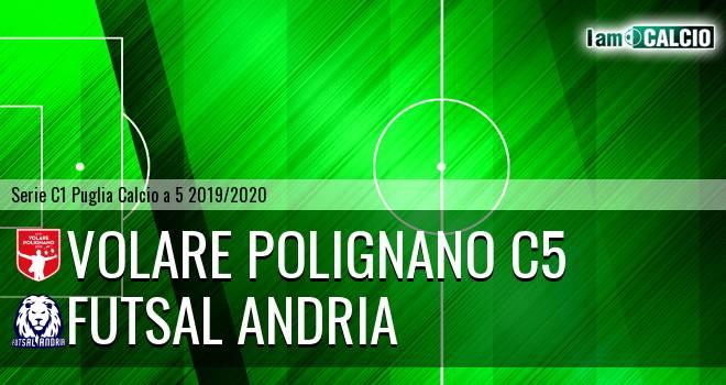 Volare Polignano C5 - Futsal Andria