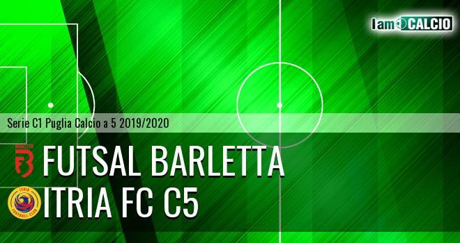 Futsal Barletta - Itria FC C5