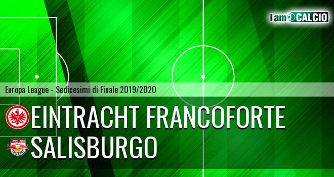 Eintracht Francoforte - Salisburgo