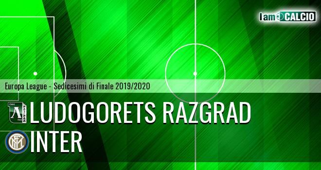 Ludogorets Razgrad - Inter