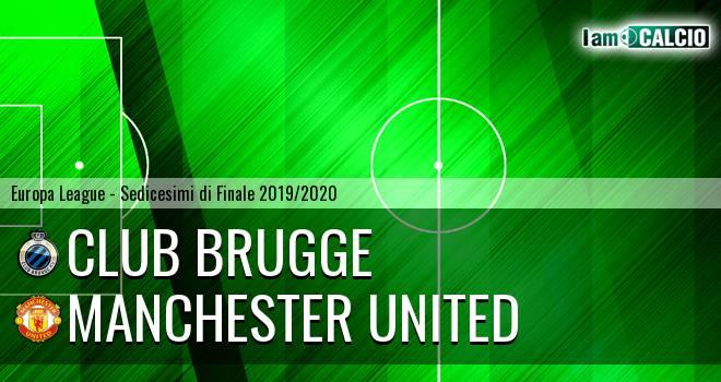 Club Bruges - Manchester United