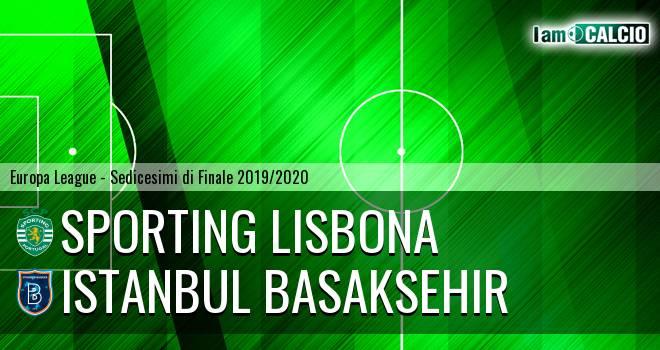 Sporting Lisbona - Istanbul Basaksehir