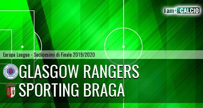Glasgow Rangers - Sporting Braga