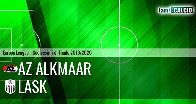 AZ Alkmaar - LASK