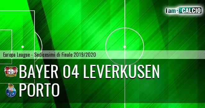 Bayer 04 Leverkusen - Porto