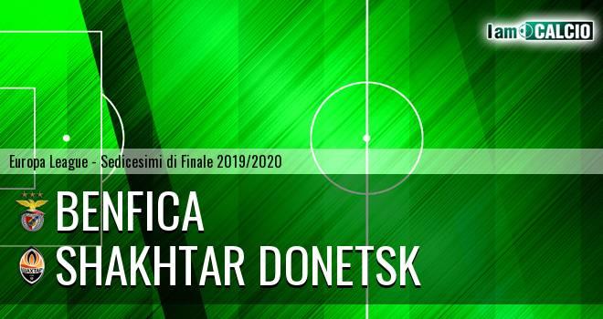 Benfica - Shakhtar Donetsk
