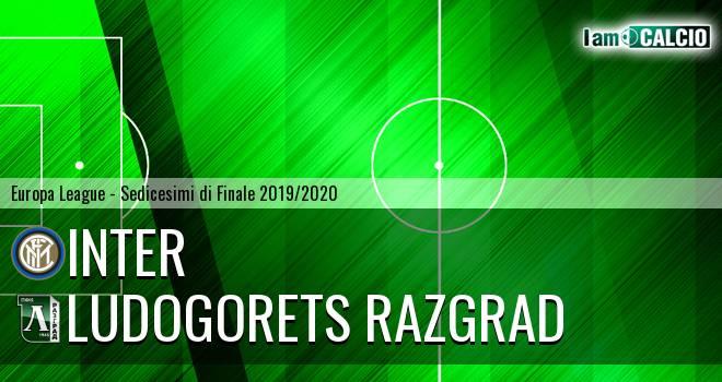 Inter - Ludogorets Razgrad