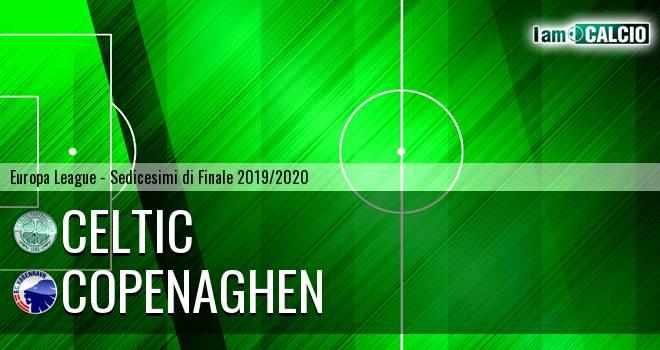 Celtic - Copenaghen