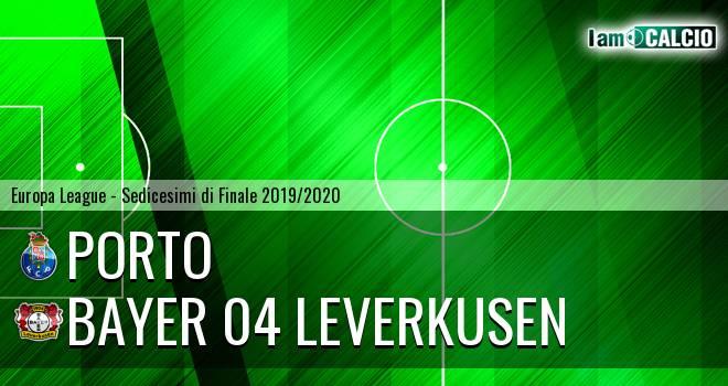 Porto - Bayer 04 Leverkusen