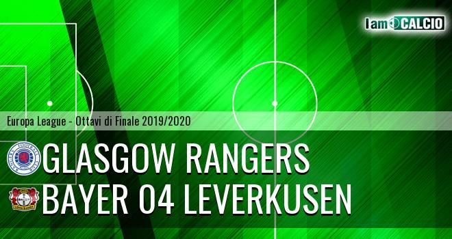 Glasgow Rangers - Bayer 04 Leverkusen