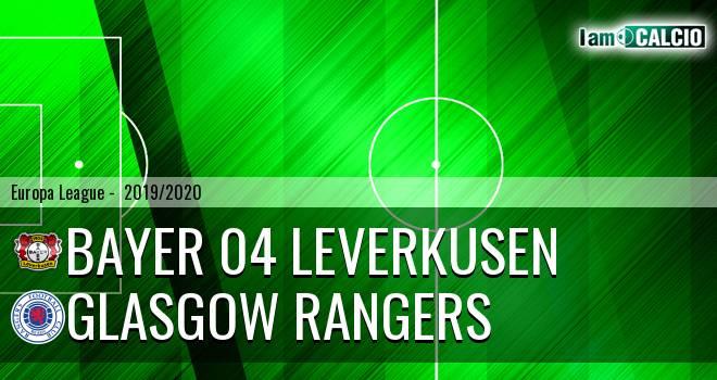 Bayer 04 Leverkusen - Glasgow Rangers