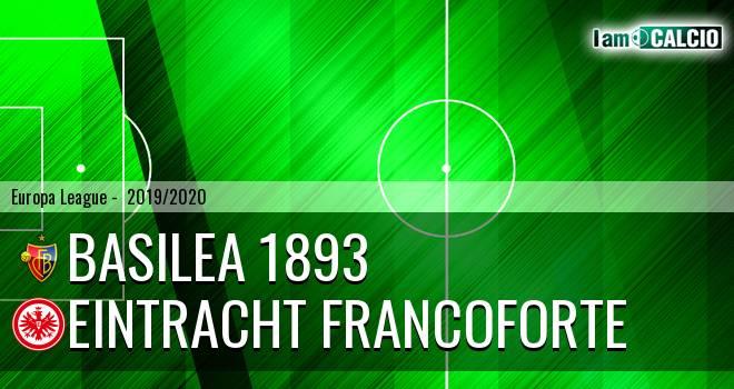 Basilea 1893 - Eintracht Francoforte