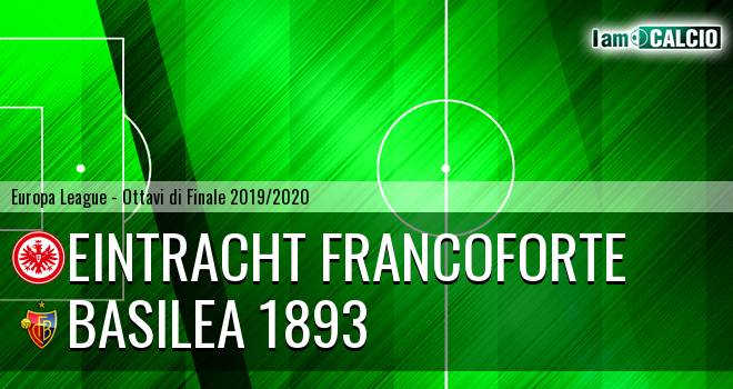 Eintracht Francoforte - Basilea 1893