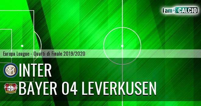 Inter - Bayer 04 Leverkusen