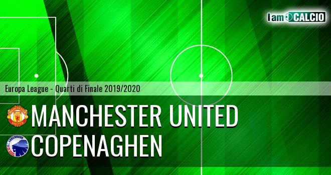 Manchester United - Copenaghen