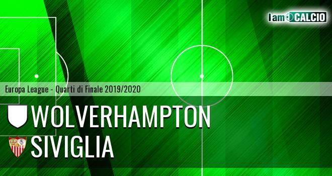Wolverhampton - Siviglia