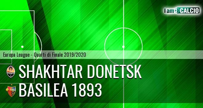 Shakhtar Donetsk - Basilea 1893