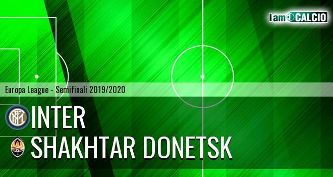 Inter - Shakhtar Donetsk