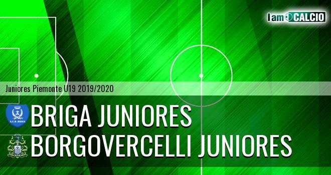 Briga juniores - Borgovercelli juniores