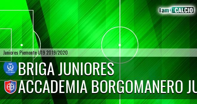 Briga juniores - Accademia Borgomanero juniores