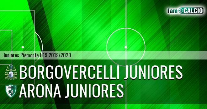 Borgovercelli juniores - Arona juniores