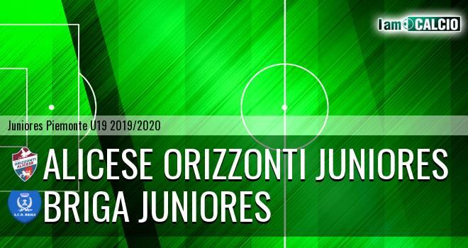 Alicese Orizzonti juniores - Briga juniores