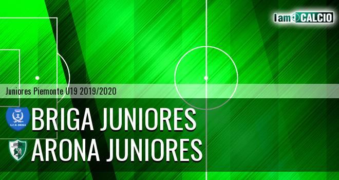 Briga juniores - Arona juniores