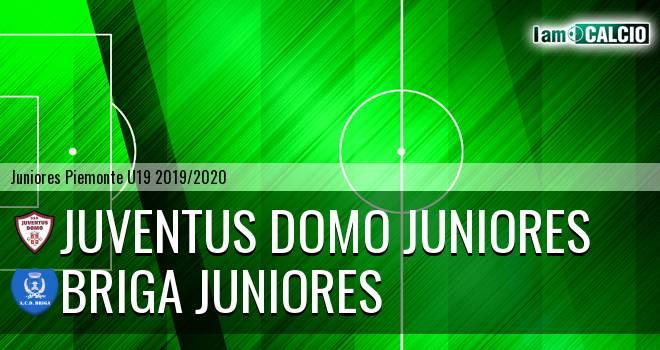 Juventus Domo juniores - Briga juniores