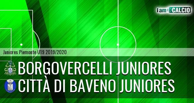 Borgovercelli juniores - Città di Baveno juniores