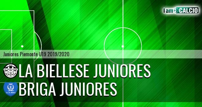 La Biellese juniores - Briga juniores