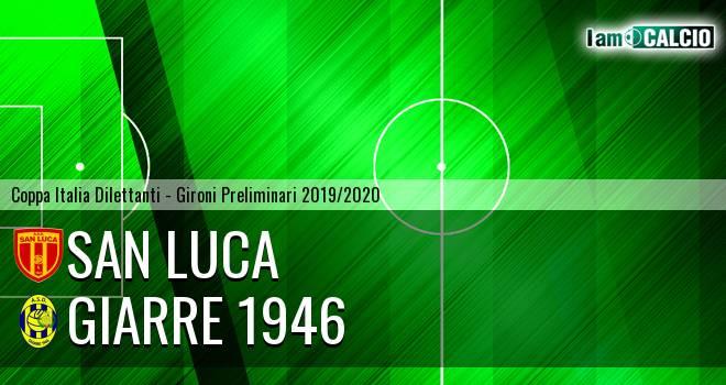 San Luca - Giarre 1946